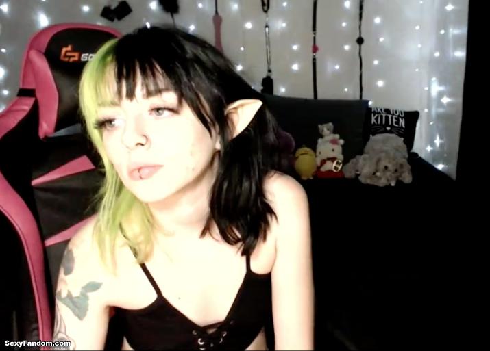 Kittycamtime Is Looking Like An Elvish Snack