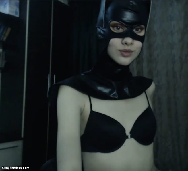 Gotham's Criminals Beware, Your_Batwoman Is Here