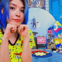 Agostinha_Red Invites You To See Her Pineapple Under The Sea