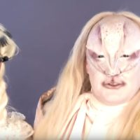 James St. James Gets Transformed By Salvia