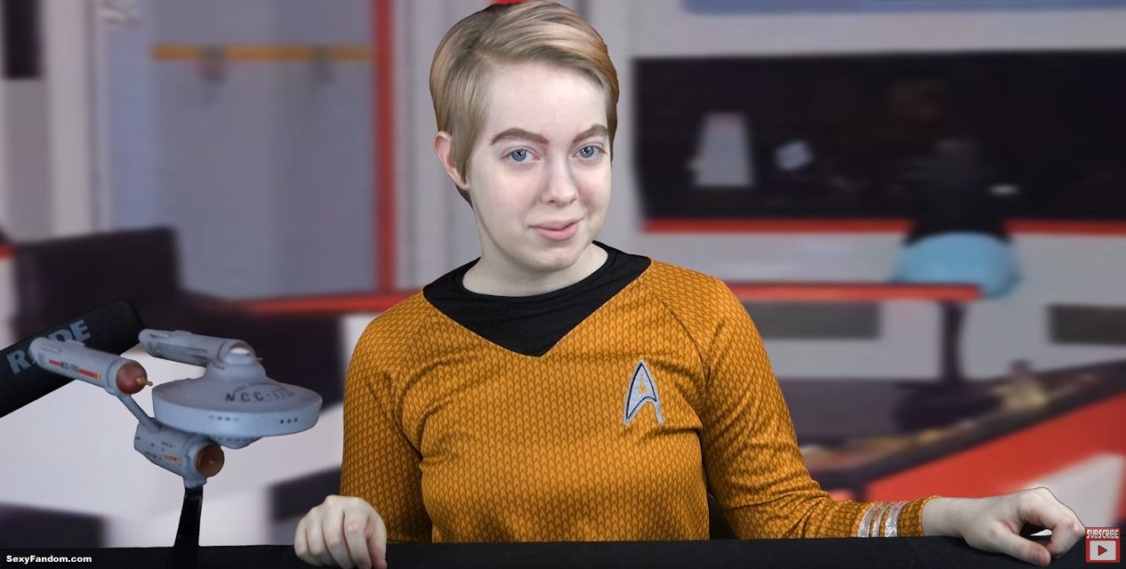 Maeden Shows Enterprising Cosplayers How To Look Like Kirk