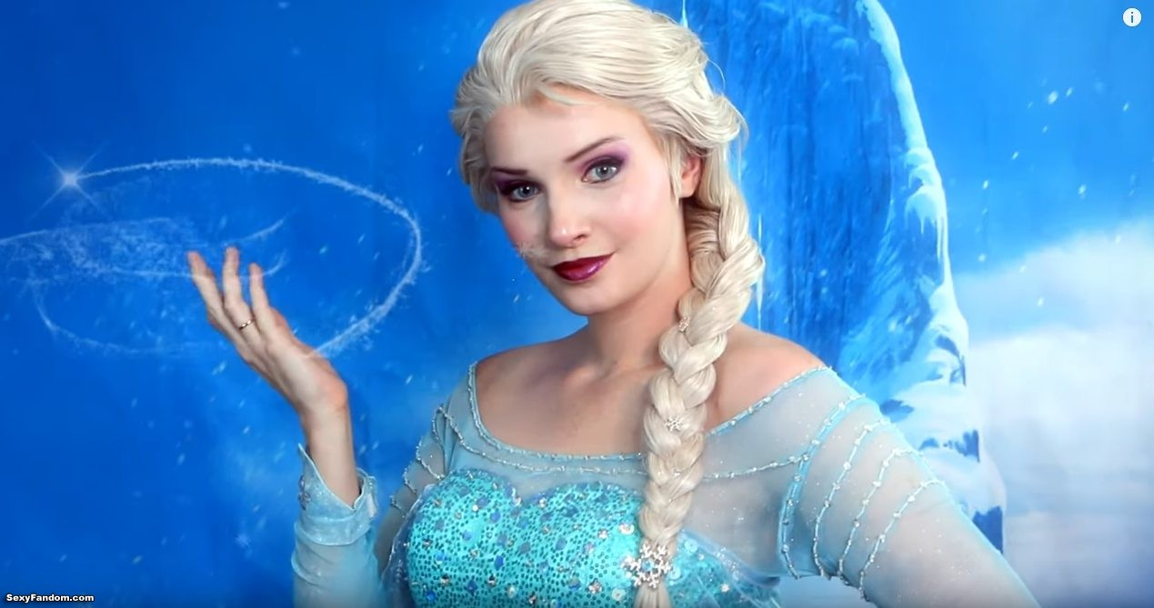 Look Extremely Cool With This Elsa Makeup Tutorial