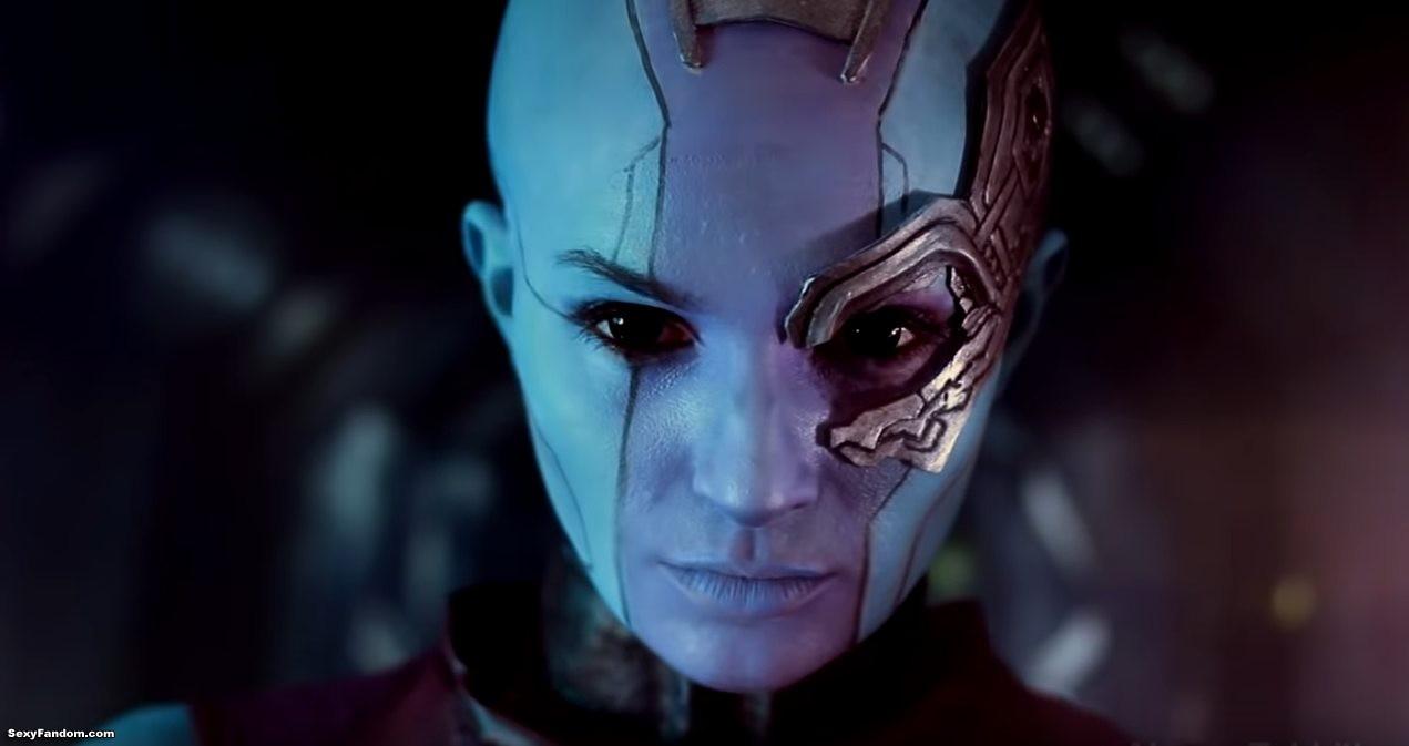 Alyson Tabbitha Teaches How To Transform Into Nebula