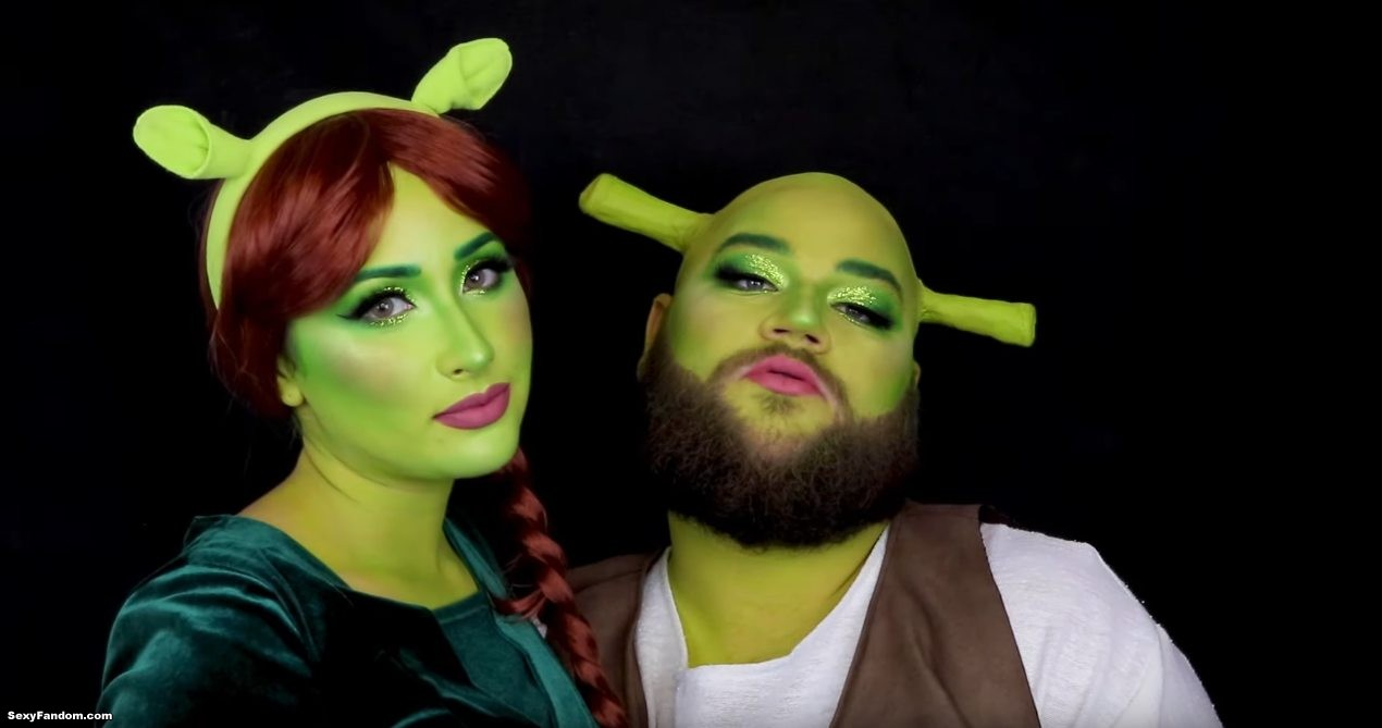 This Shrek And Fiona Tutorial Will Make You An All Star