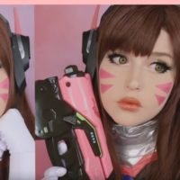 anzujaamu Makes This D.va Look Seem Like EZ Mode