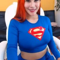 Supegirl Rosee_ Is Off To Save The World