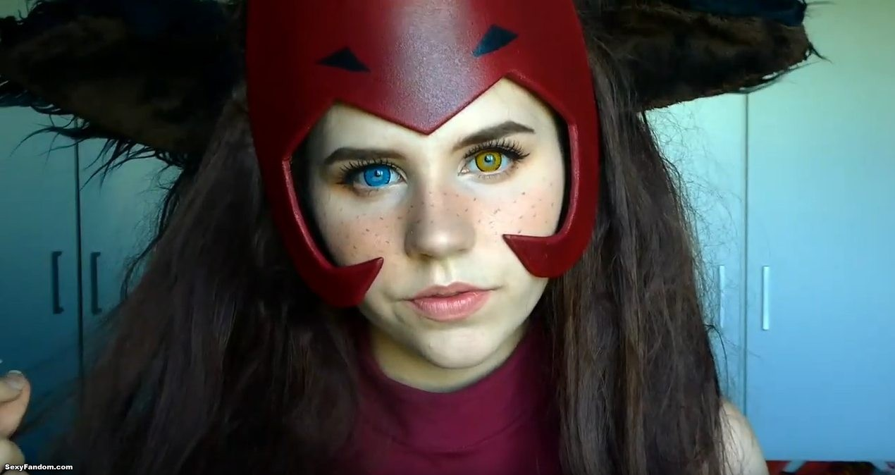 Fight For The Evil Horde As Catra With This Makeup Tutorial
