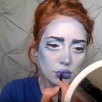 Kelly Kirstein Shows Us How To Transform Into Blue Diamond