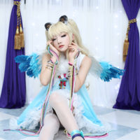 Simply Angelic Seeu Cosplay By Aza