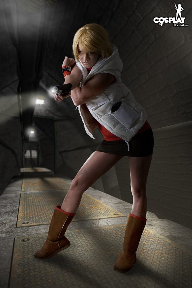 Cosplay Erotica's Ginger Visits Silent Hill