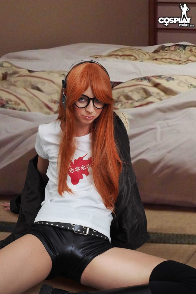 Cosplay Erotica And Leyla Are Taking On Futaba Sakura