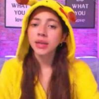 Pika-Boo, It's Anahy_fisher As Pikachu