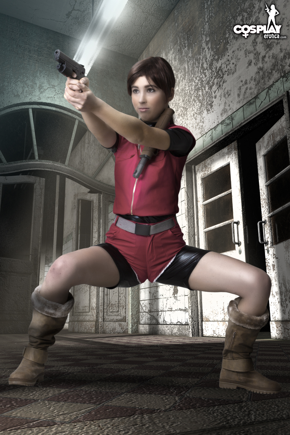 Cosplay Erotica's Stacy Is Claire Redfield