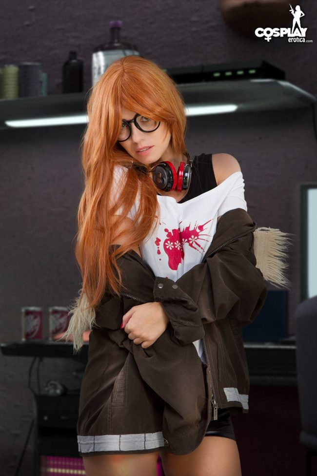 Cosplay Erotica's Vickie Brown Is A Persona 5 Phantom Thief