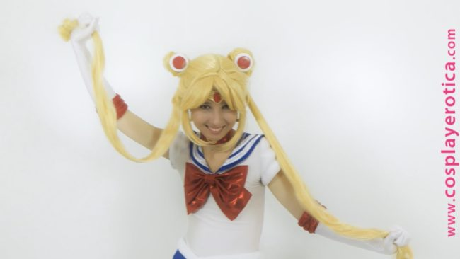 Cosplay Erotica's Stacy Will Fight For Justice As Sailor Moon