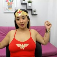 Agata_Russell Is A Wondrous Wonder Woman