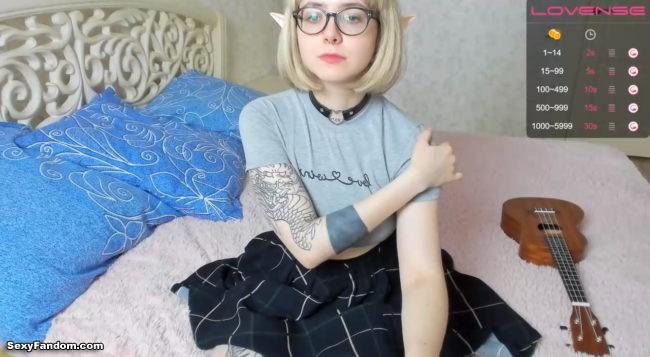 Di_Diana_ Enchants Us With Her Elvish Beauty