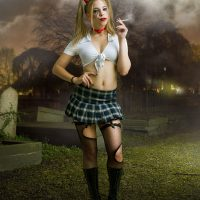Cosplay Erotica's Zoey Masquerades As Jeanette Voerma