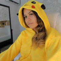 Pika-Boo, It's Shirly_adams' Pikachu