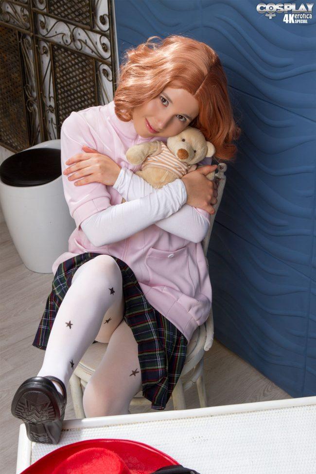 Cosplay Erotica's Stacy Joins The Phantom Thieves As Haru Okumura