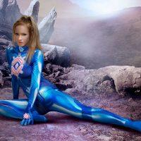 Cosplay Erotica's Ginger Is A Prime Samus Aran