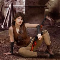 Cosplay Erotica's Cassie Survives The Fallout As Cait