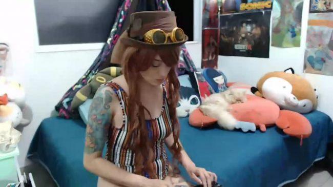 Sara_Skys Is A Steampunk Beauty