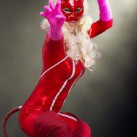 Cosplay Erotica's Nia Looks Both Devilish And Kittenish As Ann Takamaki