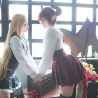 Manaria Friends Cosplay By Luffy and Olivie