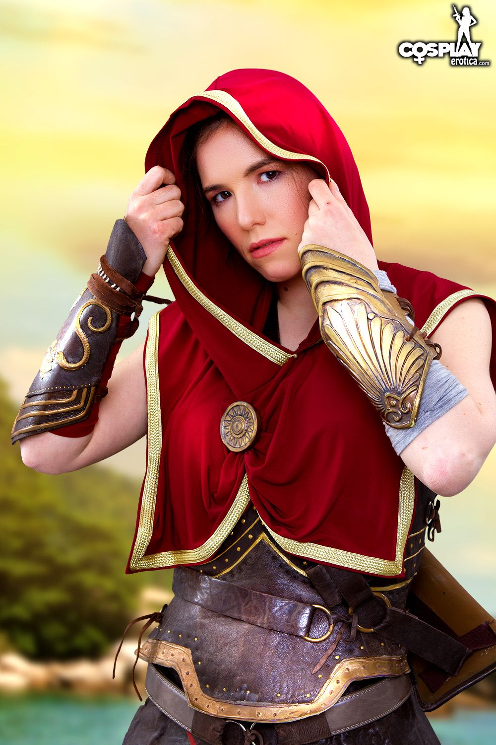 Cosplay Erotica's Cassie Is A Master Assassin