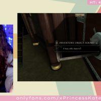 PrincessKate Has Fun With The Room