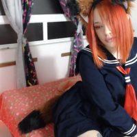Sara_Skys' Schoolgirl Is Ready To Play