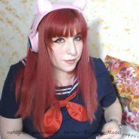Schoolgirl Cannddy_Hot Looks Cute Tonight