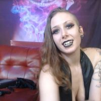 Vampiric Mistress AmberSparkx