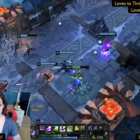 EmmaBcummin Battles It Out In League Of Legends