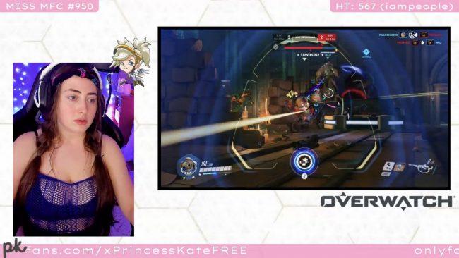 Overwatch With PrincessKate