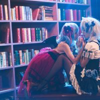 Otherworldly Touhou Project Cosplay