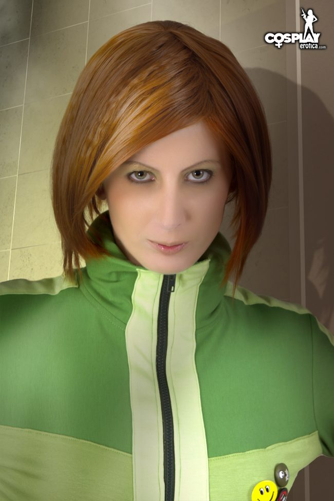 Cosplay Erotica's Tina Does As An Excellent Chie Satonaka