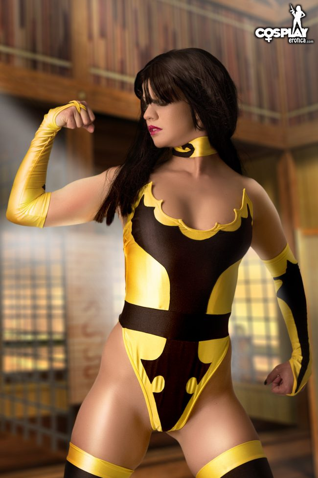 Cosplay Erotica's Ginger is Straight Outta Edenia
