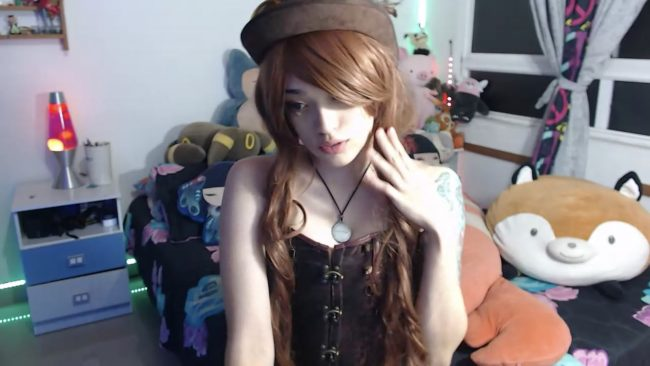 Sara_Skys Is A Steampunk Beauty