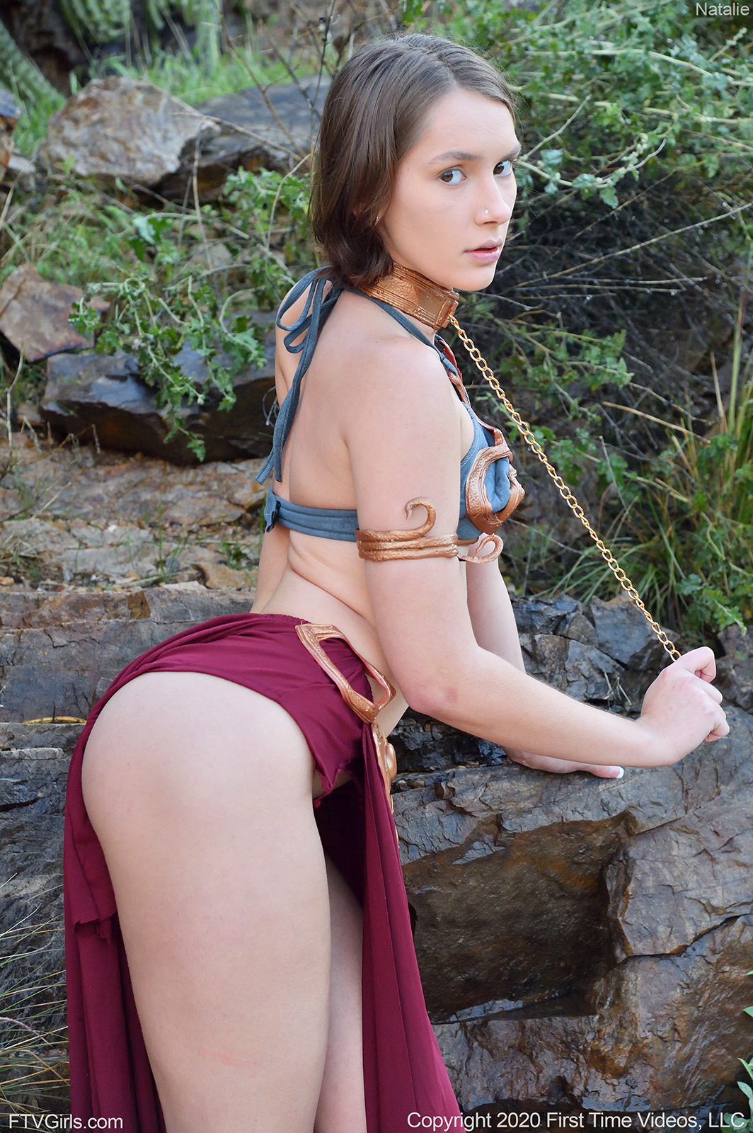 FTV Girls: Natalie Channels The Sexy Side Of the Force