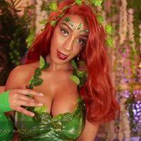 Poison Ivy Cosplayer Ariana_Gray