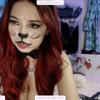 JessWhitmore_ Is Purrfectly Cute