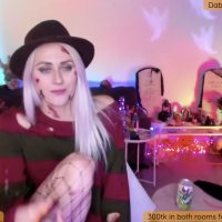 AshleyyLovee Is The Newest Slasher On Elm Street