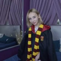 Courtney_Baby Proves Why She Belongs In Gryffindor