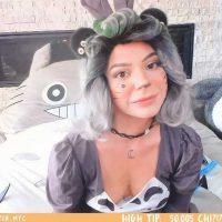 ZiaFox Totoro Cosplay
