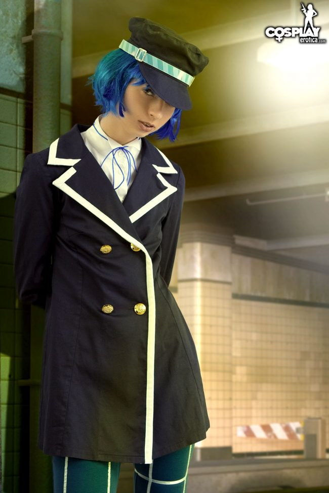 Cosplay Erotica's Leyla Goes Undercover As Naoto Shirogane