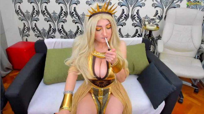 Sun Goddess FarraDayy