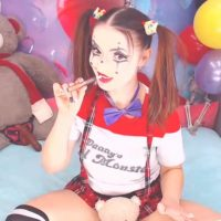 Lexi_Kiss' Harley Quinn Cosplay Cuteness Dream