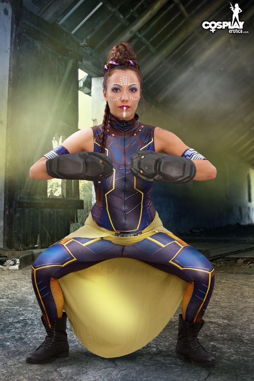 Cosplay Erotica's Devorah Is The Princess Of Wakanda
